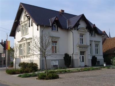 Bürgerhaus Langenweddingen